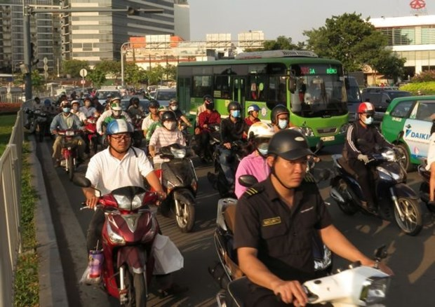 HCM City sets development goals for 2020 hinh anh 1