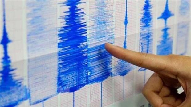 Strong earthquake hits Indonesia hinh anh 1