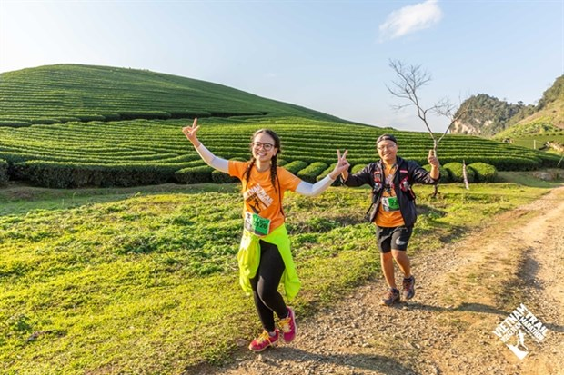More than 3,000 runners to run trails of Moc Chau hinh anh 1