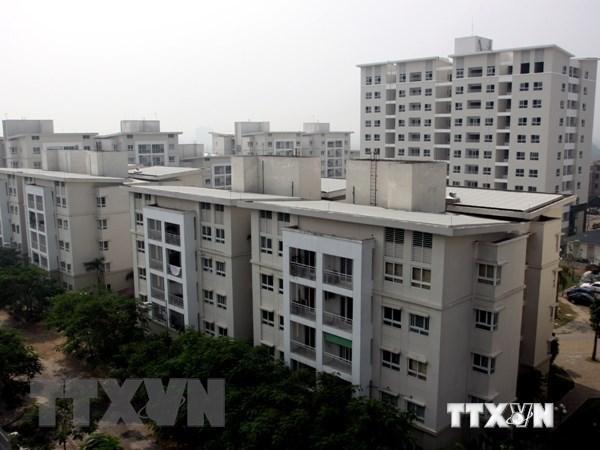 Social housing development fails to meet target hinh anh 1