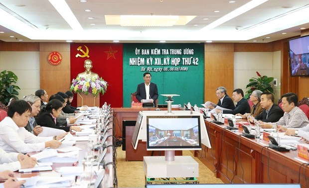 Ex-leaders of HCM City commit serious violations: Party inspection body hinh anh 1