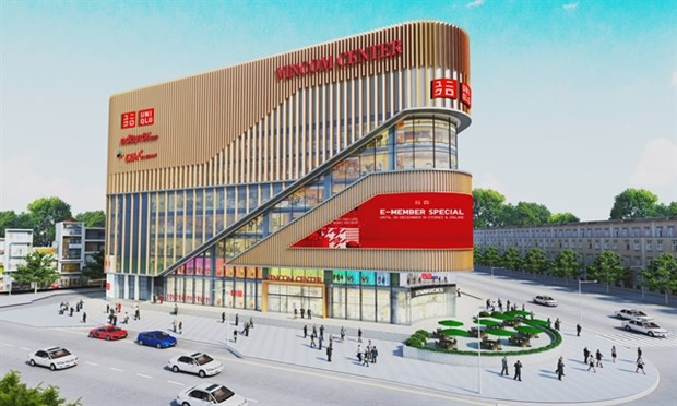 UNIQLO to open first store in Hanoi city hinh anh 1