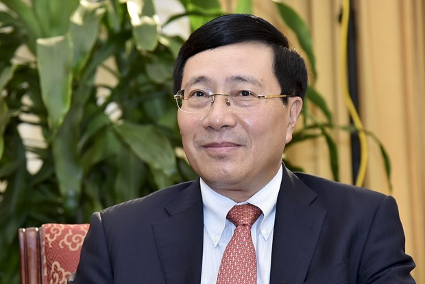 """UNSC presidency – """"golden chance"""" for Vietnam: Deputy PM hinh anh 1"""