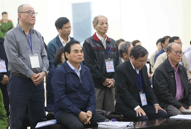 Former Da Nang officials face jail terms of up to 27 years hinh anh 1