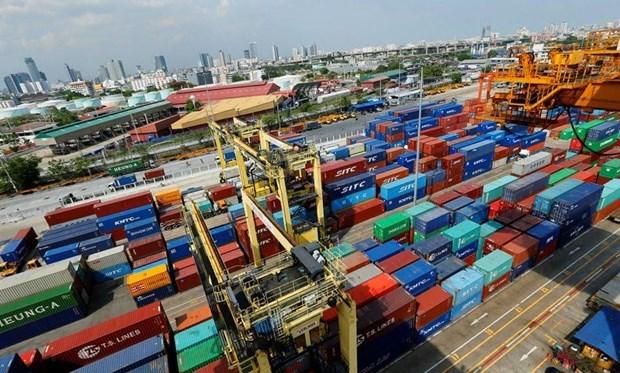 Se pronostica que las exportaciones de Tailandia caerán un 5 por ciento en 2020 hinh anh 1