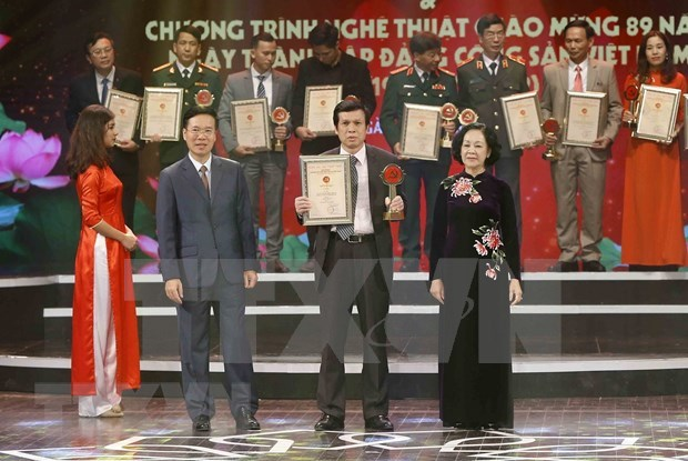 "2019 ""Bua Liem Vang"" Press Awards to be held on Jan 15 hinh anh 1"