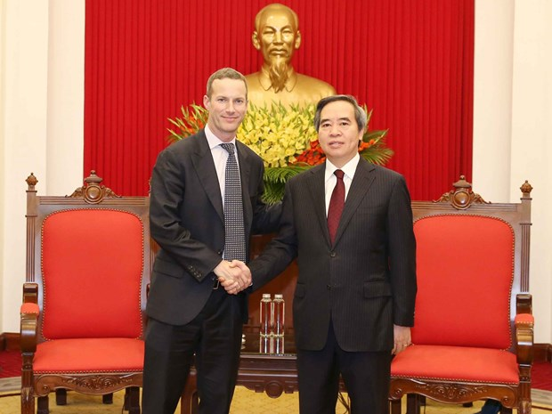 Vietnam always supports US investors: Party official hinh anh 1