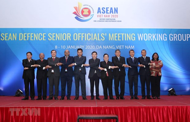 ASEAN Defence SOM Working Group meeting opens hinh anh 1
