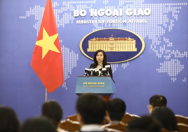 Vietnam pays heed to activities related to Mekong's water resources: spokeswoman hinh anh 1