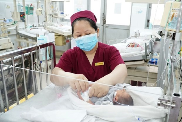 Vietnam strives to maintain replacement fertility this year hinh anh 1