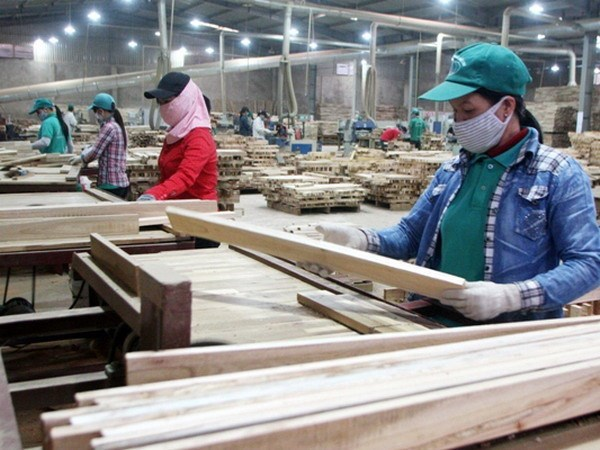Wood processing industry targets 20 billion USD in export by 2025 hinh anh 1