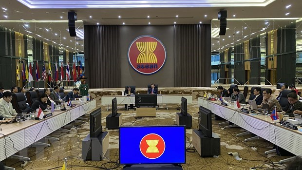 Vietnam hosts first meeting of CPR to ASEAN in 2020 hinh anh 1