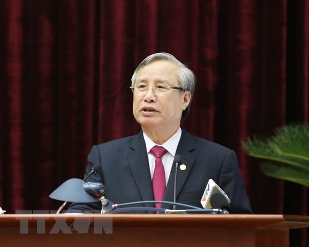 Inspection work helps improve Party building quality hinh anh 1