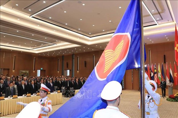 Poster contest on Vietnam's 2020 ASEAN Chairmanship launched hinh anh 1