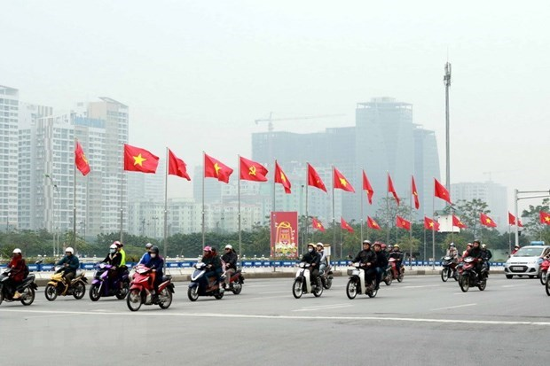 Hanoi: numerous activities to celebrate nation's historical, political events hinh anh 1