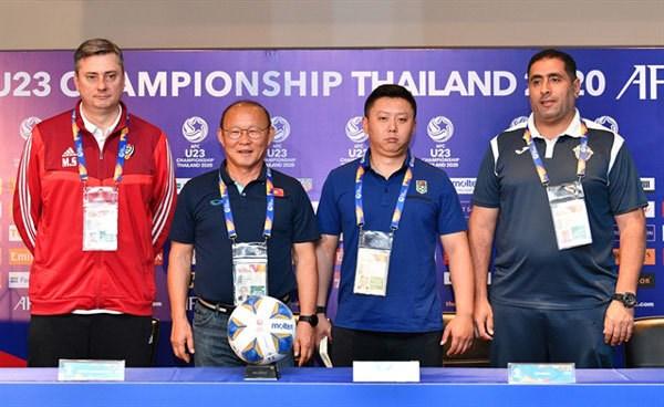 Vietnam ready to face familiar foe UAE: coach Park Hang-seo hinh anh 1