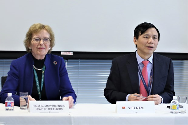 Vietnam chairs first meeting of ASEAN Committee in New York hinh anh 2
