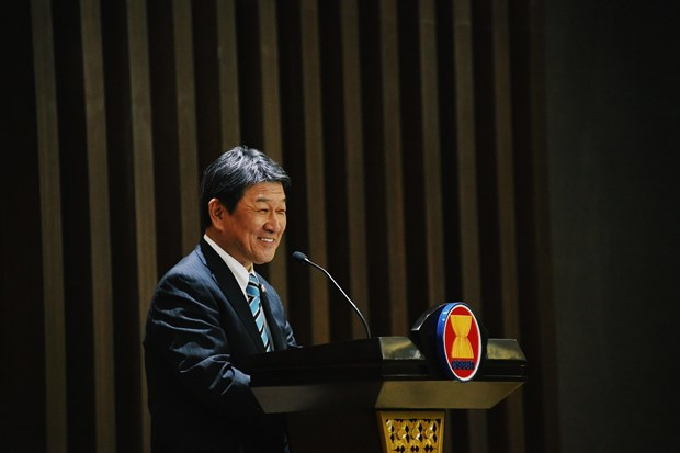 Japan highlights ASEAN's centrality in Indo-Pacific region hinh anh 1
