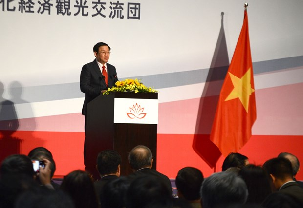 Events held to bolster Vietnam-Japan economic, labour, tourism ties hinh anh 1