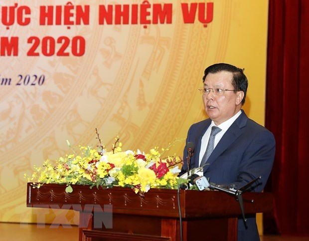 Tax sector urged to realise State budget collection target hinh anh 1