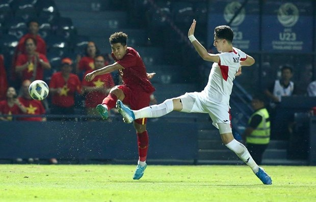 Vietnam earns second draw at AFC U23 Championship hinh anh 1