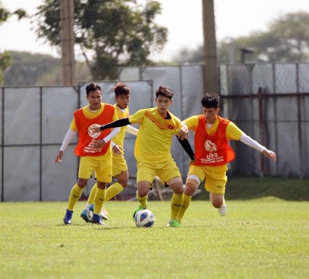 Vietnam must beat Jordan: coach Park Hang-seo hinh anh 1