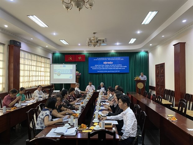 HCM City to develop cultural tourism hinh anh 1