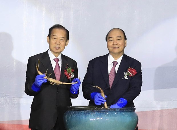 Vietnam, Japan hold cultural exchange night hinh anh 1