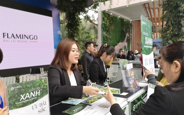 Promotional air tickets, vouchers to be offered at Vietnam int'l travel mart hinh anh 1