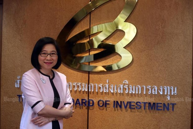 China takes the lead in investment applications in Thailand hinh anh 1