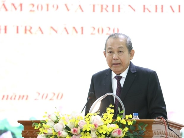 Government Inspectorate's efforts lauded hinh anh 1