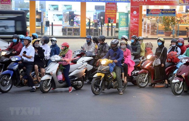Motorbike sales in Vietnam shrink in 2019 hinh anh 1