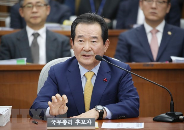 Congratulations to new Prime Minister of Republic of Korea hinh anh 1