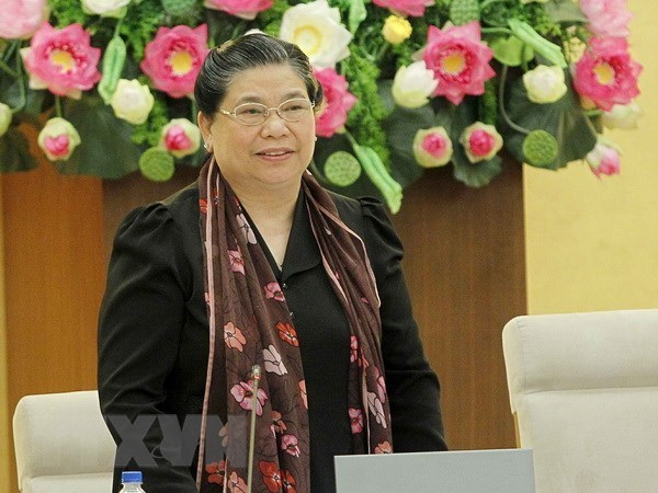 NA Vice Chairwoman stresses significance of multilateral parliamentary diplomacy hinh anh 1