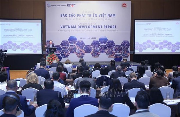 WB's Vietnam Development Report 2019 launched hinh anh 1