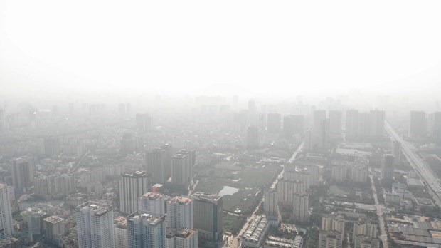Air pollution costs Vietnam at least 10.8 billion USD each year hinh anh 1