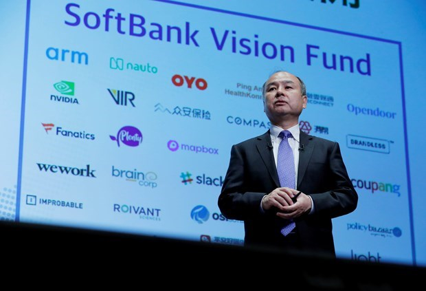 Japan's Softbank interested in building smart capital city in Indonesia hinh anh 1