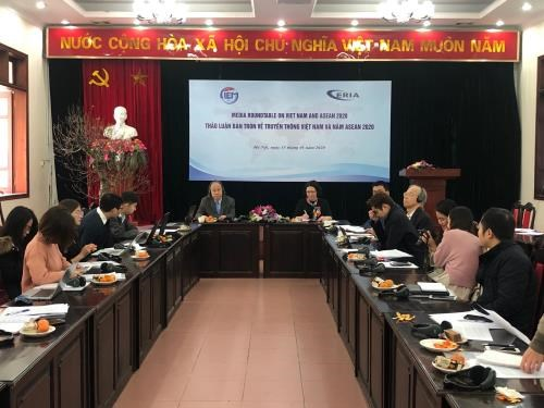 Discussion highlights noteworthy issues of Vietnam's ASEAN chairmanship hinh anh 1