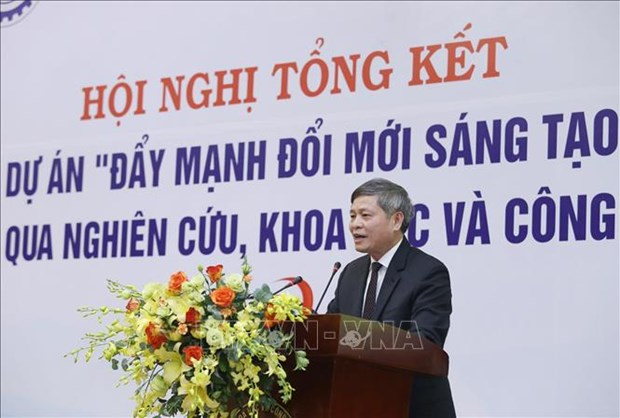 WB-funded project contributes to promoting innovation in Vietnam hinh anh 1