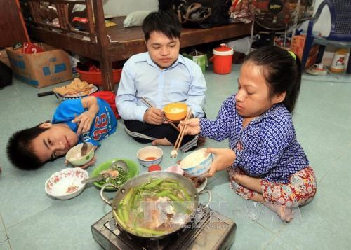 Social protection centre for AO/dioxin victims upgraded hinh anh 1