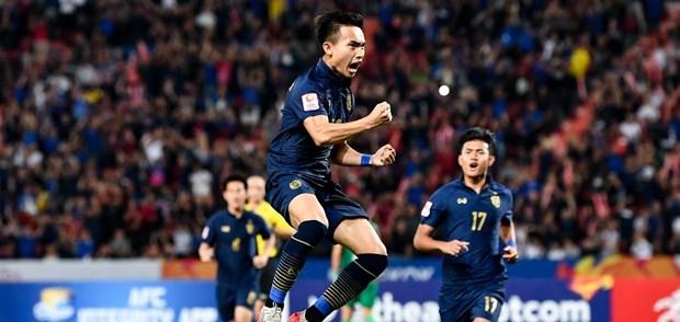 Thailand, Australia enter AFC U23 champ's knockout round hinh anh 1