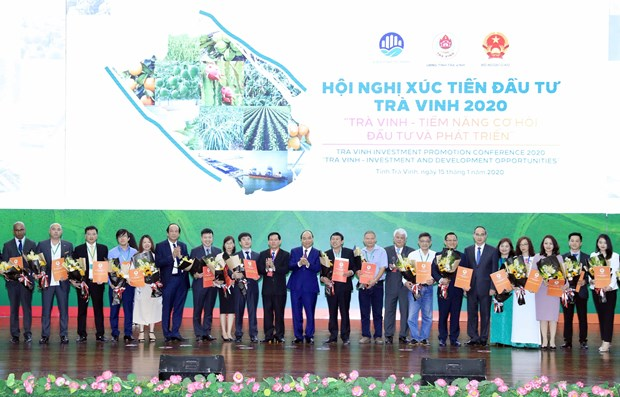 Tra Vinh draws over 205 trillion VND worth of investment hinh anh 1