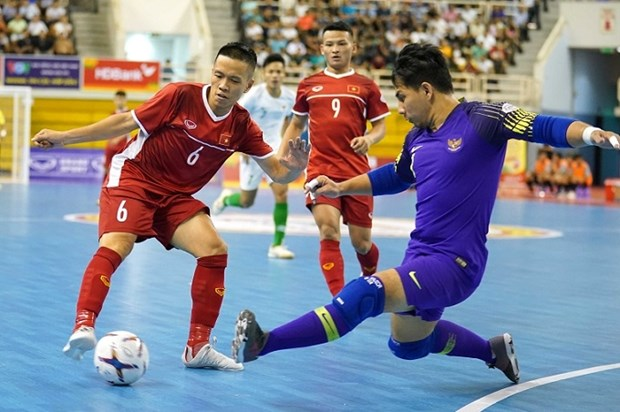 Vietnam to kick off 2020 AFC Futsal campaign next month hinh anh 1
