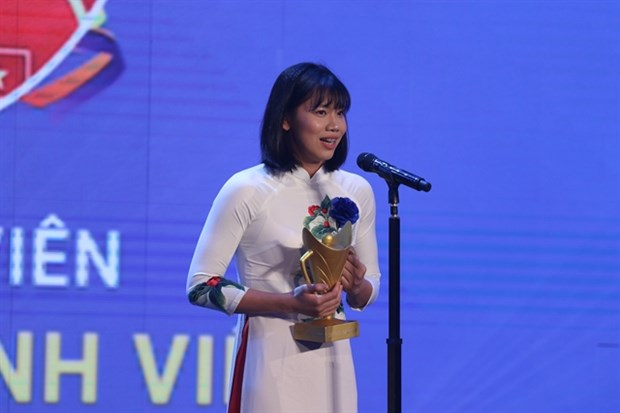 Swimmers named best athletes of 2019 hinh anh 1
