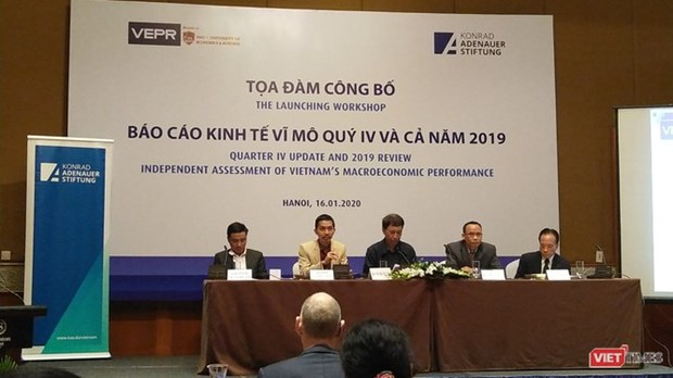 Vietnam strives to achieve socio-economic growth targets in 2020 hinh anh 1