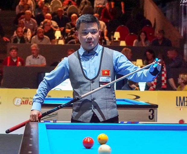 Vietnam to take part in invitational 3-Cushion Survival Masters hinh anh 1