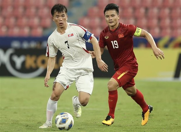 Vietnam lose to DPRK, out of AFC U23 Championship hinh anh 1