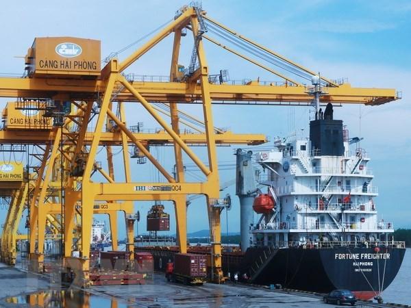 Vietnam to develop 10-yeat seaport master plan hinh anh 1