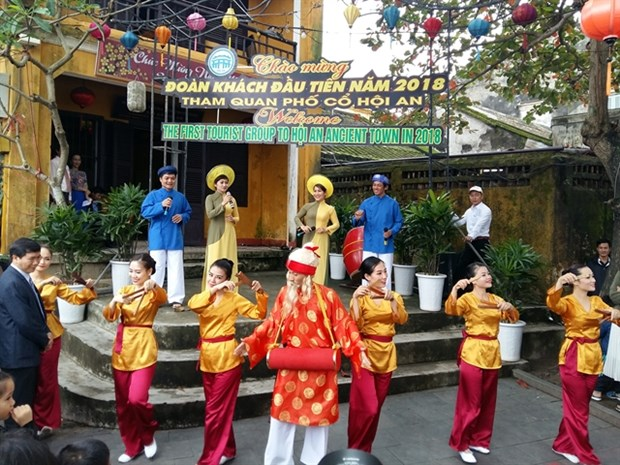 Hoi An to celebrate Lunar New Year with various activities hinh anh 1
