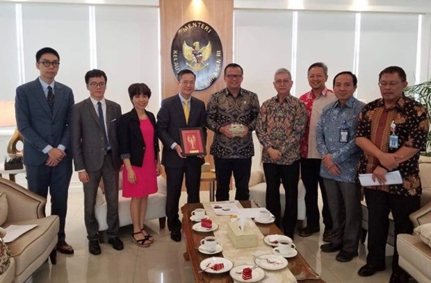 Vietnam, Indonesia agree to boost marine, fishery cooperation hinh anh 1